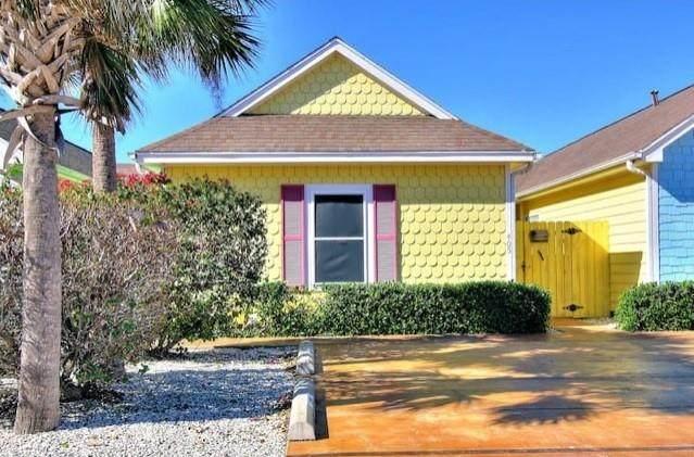 14521 E Cabana Street E #405, Corpus Christi, TX 78418 (MLS #384884) :: RE/MAX Elite Corpus Christi