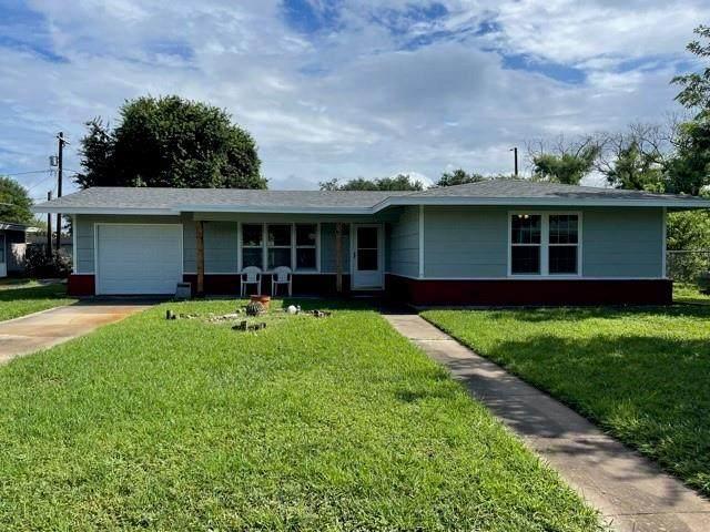 1326 E Fordyce Avenue, Kingsville, TX 78363 (MLS #385256) :: RE/MAX Elite | The KB Team
