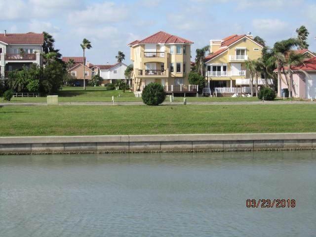 714 Kings Point, Corpus Christi, TX 78402 (MLS #385948) :: RE/MAX Elite   The KB Team