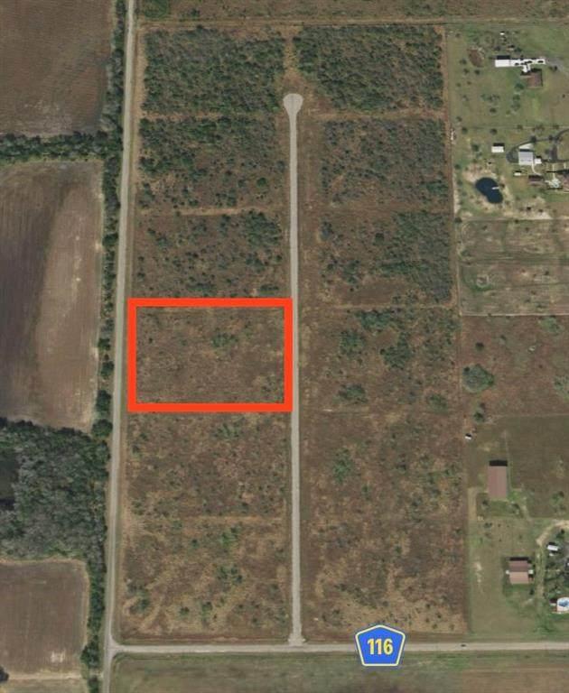 0 Lot 3 On Cr 116-2, Alice, TX 78332 (MLS #386200) :: KM Premier Real Estate