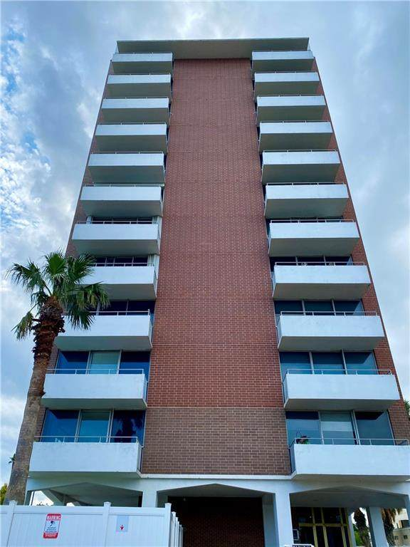 715 S Upper Broadway Street #1501, Corpus Christi, TX 78401 (MLS #386268) :: KM Premier Real Estate