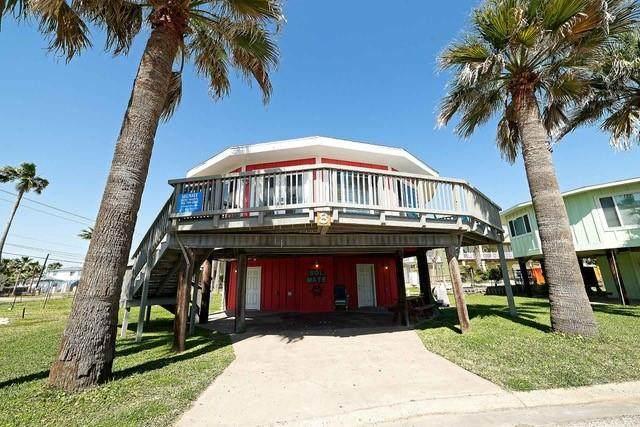 1923 S Eleventh Street #8, Port Aransas, TX 78373 (MLS #386370) :: KM Premier Real Estate