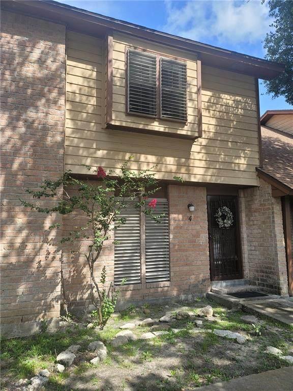 7130 Everhart Road #4, Corpus Christi, TX 78413 (MLS #386426) :: KM Premier Real Estate