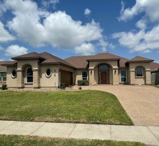 3905 Greystone Drive, Corpus Christi, TX 78414 (MLS #386440) :: RE/MAX Elite Corpus Christi