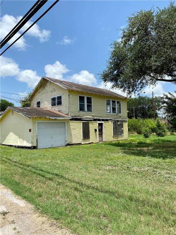 600 N First St, Robstown, TX 78380 (MLS #386447) :: KM Premier Real Estate