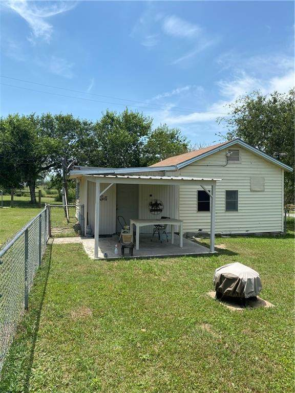 105 Bayview Drive, Lake City, TX 78368 (MLS #386598) :: South Coast Real Estate, LLC