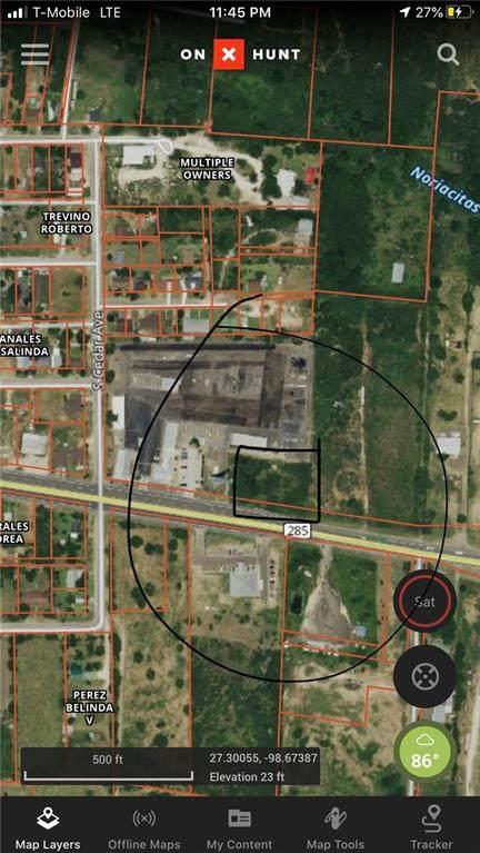 460 E Hwy 285, Hebbronville, TX 78361 (MLS #386785) :: RE/MAX Elite Corpus Christi