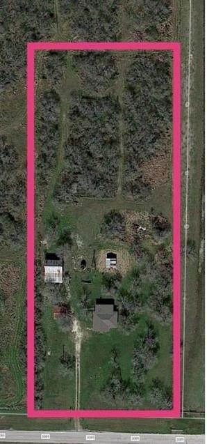 17328 Fm 3089, Sinton, TX 78387 (MLS #387564) :: KM Premier Real Estate