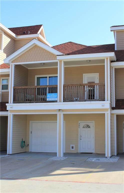 1813 S. Eleventh Street #307, Port Aransas, TX 78373 (MLS #388377) :: KM Premier Real Estate
