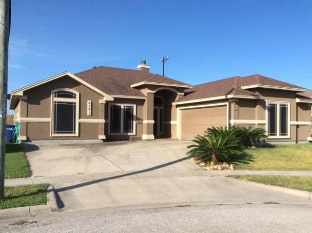 6931 Eckner Drive, Corpus Christi, TX 78414 (MLS #388393) :: RE/MAX Elite | The KB Team