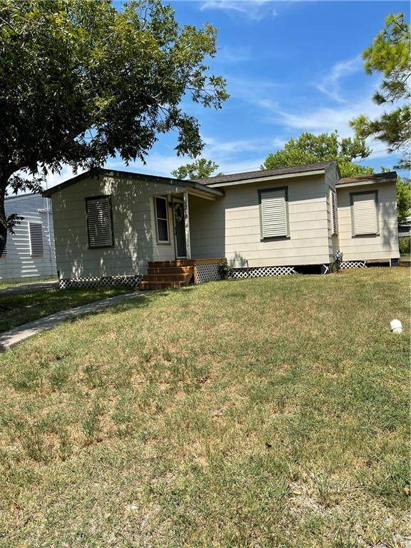 4218 Estate Drive, Corpus Christi, TX 78412 (MLS #388400) :: South Coast Real Estate, LLC