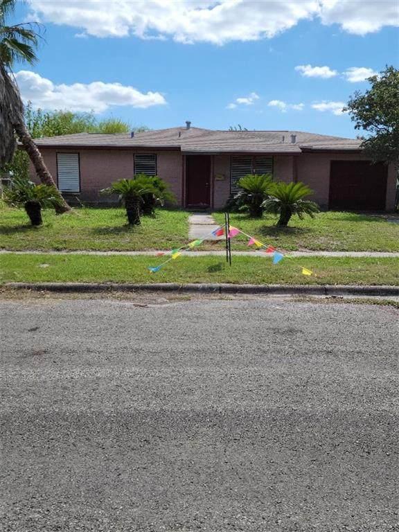 205 W Lott Avenue, Aransas Pass, TX 78336 (MLS #388564) :: RE/MAX Elite Corpus Christi