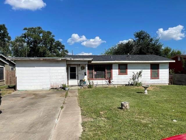610 Francis Street, Kingsville, TX 78363 (MLS #388580) :: RE/MAX Elite | The KB Team