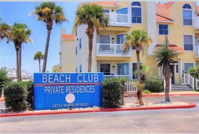 14721 Whitecap Boulevard #165, Corpus Christi, TX 78418 (MLS #388991) :: South Coast Real Estate, LLC