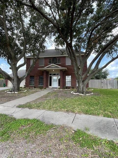 7605 Rocksprings Drive, Corpus Christi, TX 78413 (MLS #389513) :: South Coast Real Estate, LLC