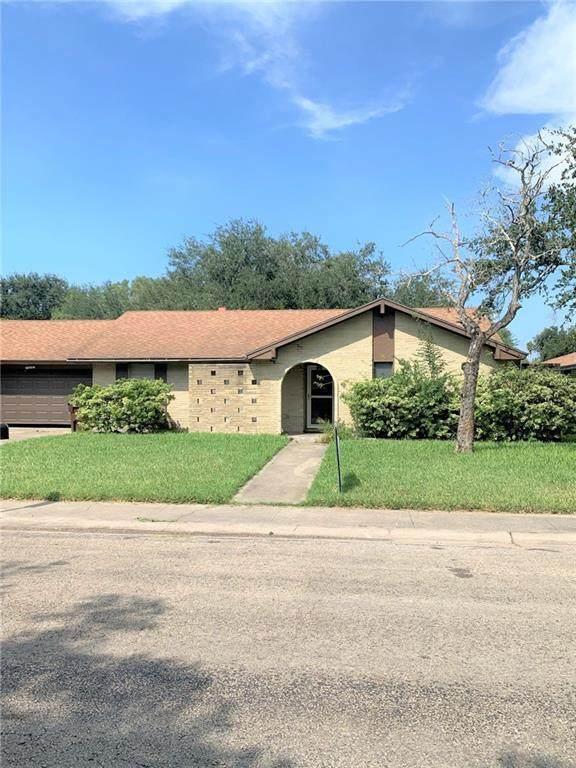 1400 Christy Avenue, Kingsville, TX 78363 (MLS #389624) :: South Coast Real Estate, LLC