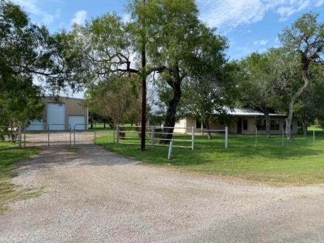 144 County Road 536, Sinton, TX 78387 (MLS #389651) :: RE/MAX Elite | The KB Team