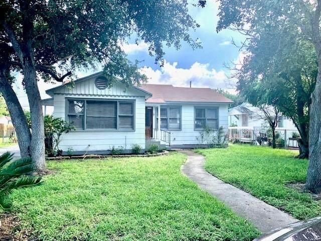 1610 Green Grove Drive, Corpus Christi, TX 78415 (MLS #389669) :: South Coast Real Estate, LLC