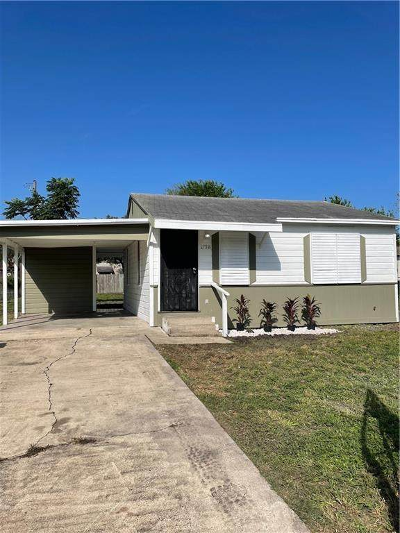 1738 Sherman Street, Corpus Christi, TX 78416 (MLS #389728) :: South Coast Real Estate, LLC