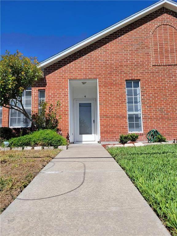 13656 Teague Lane #4, Corpus Christi, TX 78410 (MLS #389734) :: KM Premier Real Estate