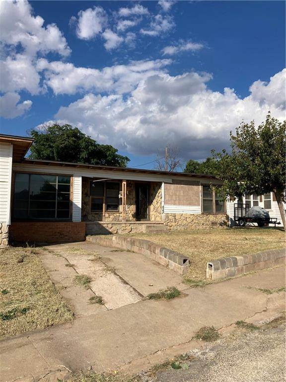 607 Caylor Dr, Other, TX 79720 (MLS #389759) :: South Coast Real Estate, LLC