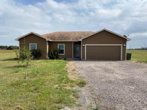 4488 Fm 1889, Robstown, TX 78380 (MLS #389766) :: KM Premier Real Estate