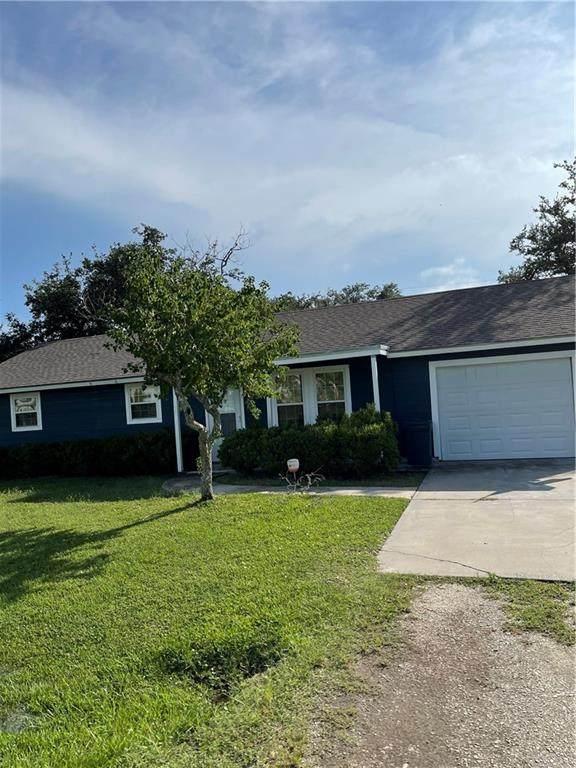 1301 W Terrace Boulevard, Rockport, TX 78382 (MLS #389849) :: South Coast Real Estate, LLC