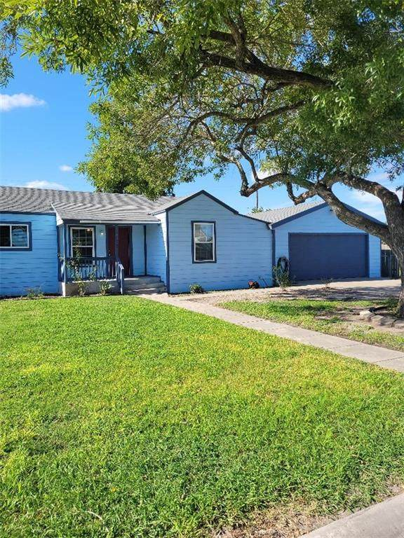 2507 Avenue D, Ingleside, TX 78362 (MLS #389900) :: RE/MAX Elite Corpus Christi
