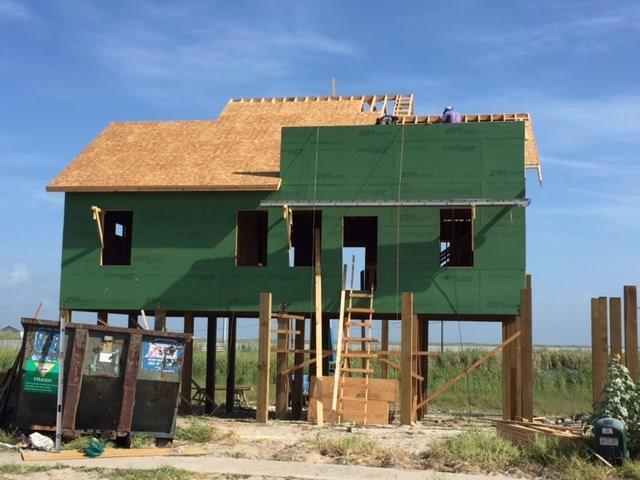 166 Breezy Ct, Port Aransas, TX 78373 (MLS #326627) :: Better Homes and Gardens Real Estate Bradfield Properties