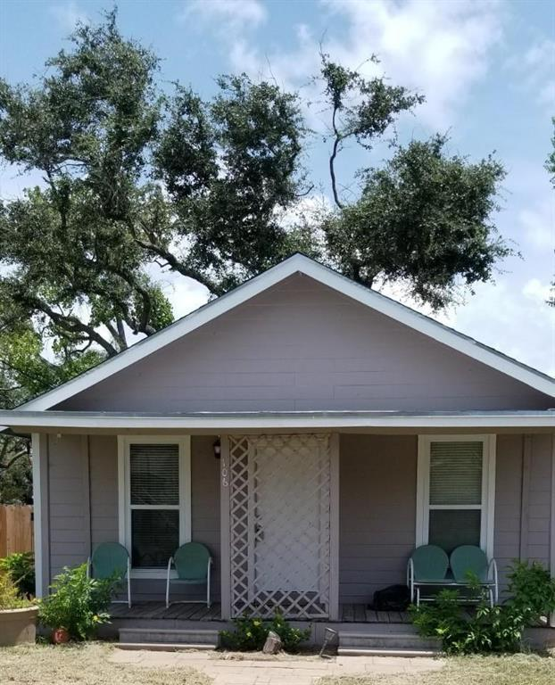 106 S Fifth St, Fulton, TX 78358 (MLS #327746) :: Better Homes and Gardens Real Estate Bradfield Properties