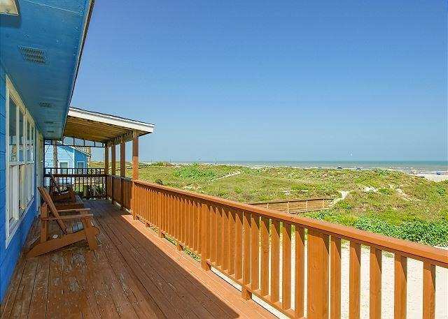1814 On The Beach, Port Aransas, TX 78373 (MLS #334231) :: Desi Laurel & Associates