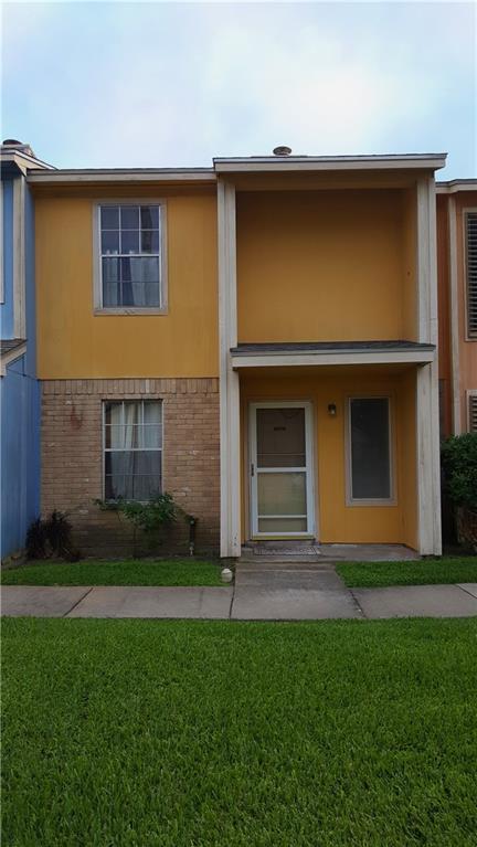 6702 Everhart Road V103, Corpus Christi, TX 78413 (MLS #343440) :: RE/MAX Elite Corpus Christi