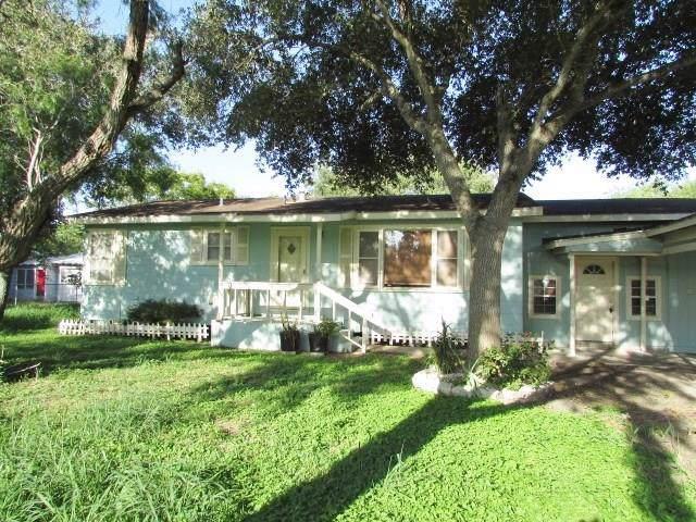 304 Wagonwheel Dr, Corpus Christi, TX 78410 (MLS #350256) :: Desi Laurel Real Estate Group