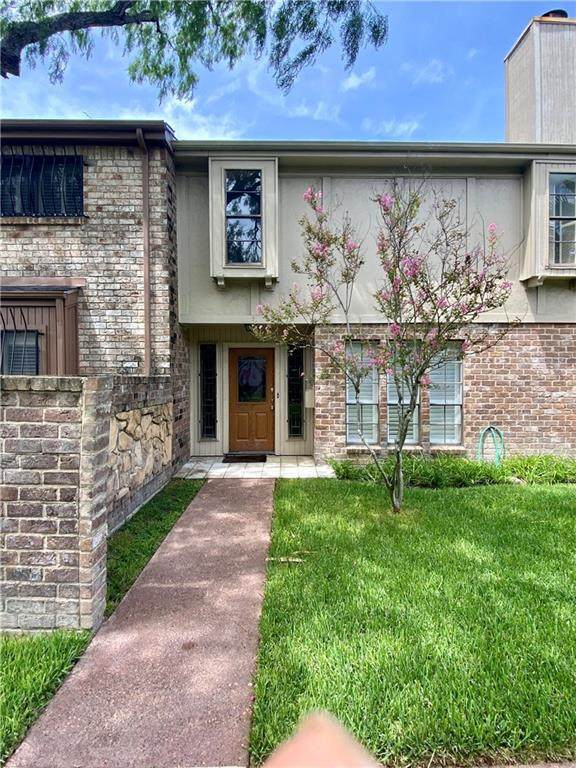 97 Lake Shore Drive, Corpus Christi, TX 78413 (MLS #365846) :: KM Premier Real Estate