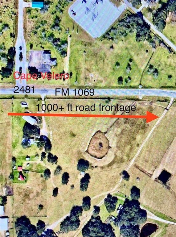 2481 1069, Rockport, TX 78382 (MLS #366161) :: Desi Laurel Real Estate Group