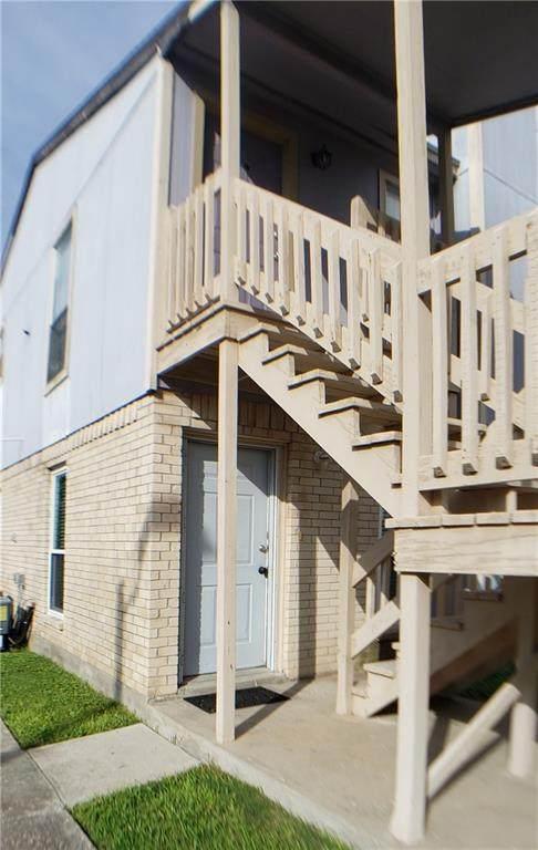 6702 Everhart U-104, Corpus Christi, TX 78413 (MLS #366894) :: South Coast Real Estate, LLC