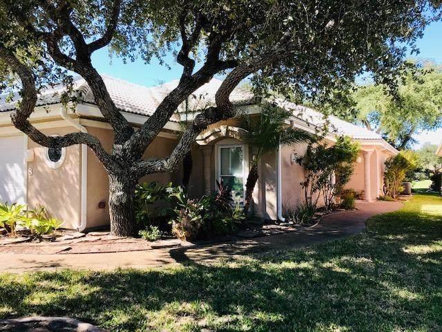 8 Saint Andrews Place, Rockport, TX 78382 (MLS #371343) :: South Coast Real Estate, LLC