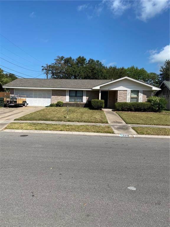 3318 Casa Bonita Drive, Corpus Christi, TX 78411 (MLS #371919) :: RE/MAX Elite Corpus Christi