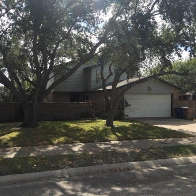 5521 Crossgate Drive N, Corpus Christi, TX 78413 (MLS #372149) :: South Coast Real Estate, LLC
