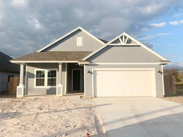 105 Shady Terrace, Rockport, TX 78382 (MLS #373230) :: KM Premier Real Estate