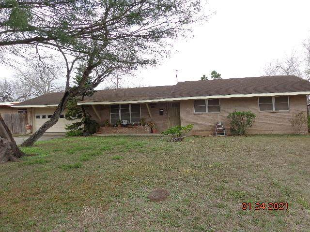 1220 S Circle Drive W, Kingsville, TX 78363 (MLS #376743) :: RE/MAX Elite | The KB Team