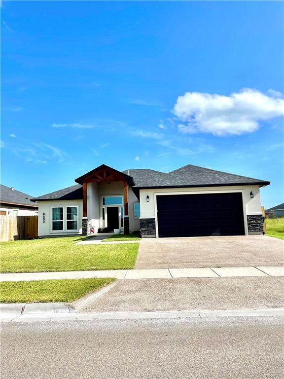 9433 Spanish Oaks Drive, Corpus Christi, TX 78410 (MLS #383539) :: South Coast Real Estate, LLC
