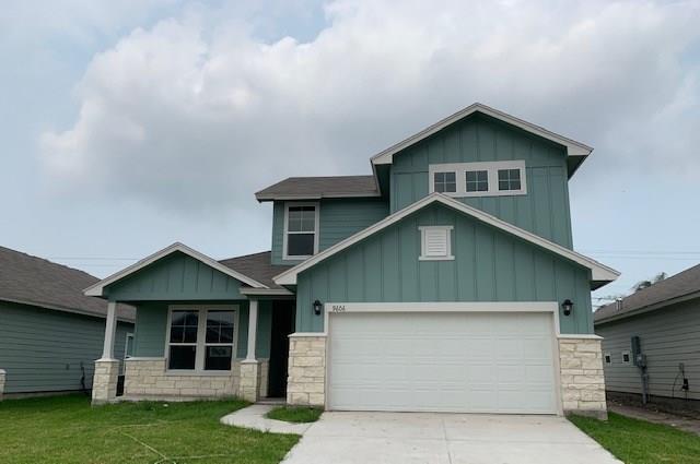 9606 Sedalia Trail, Corpus Christi, TX 78410 (MLS #338716) :: Desi Laurel Real Estate Group