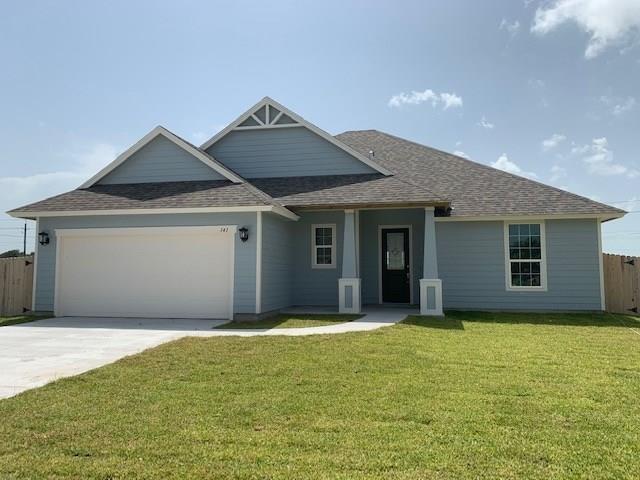 141 Highwood Drive, Rockport, TX 78382 (MLS #343987) :: Desi Laurel Real Estate Group