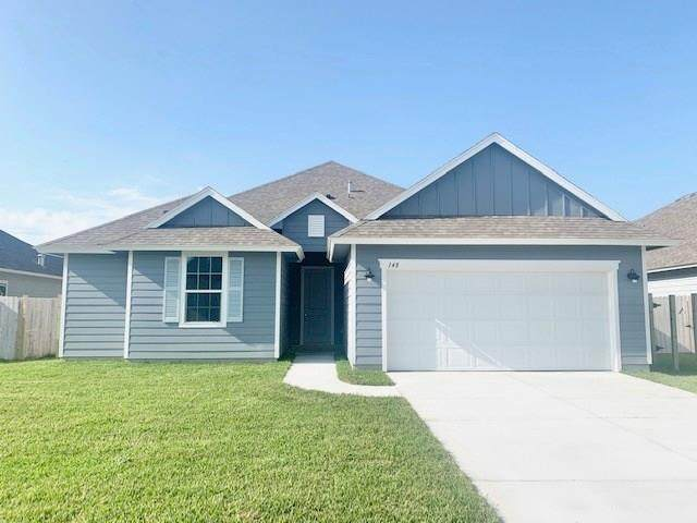 148 Shadow Moss, Rockport, TX 78382 (MLS #359008) :: Desi Laurel Real Estate Group
