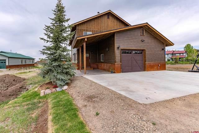 2080 Park Avenue, Pagosa Springs, CO 81147 (MLS #782608) :: The Howe Group | Keller Williams Colorado West Realty