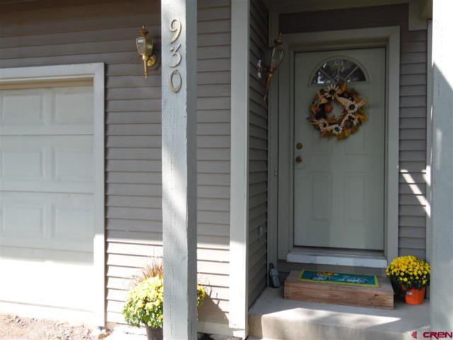 930 Cloud Cap Avenue, Pagosa Springs, CO 81147 (MLS #750044) :: Durango Home Sales