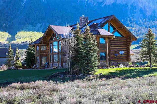 163 E Silver Sage Drive, Crested Butte, CO 81224 (MLS #12727) :: CapRock Real Estate, LLC