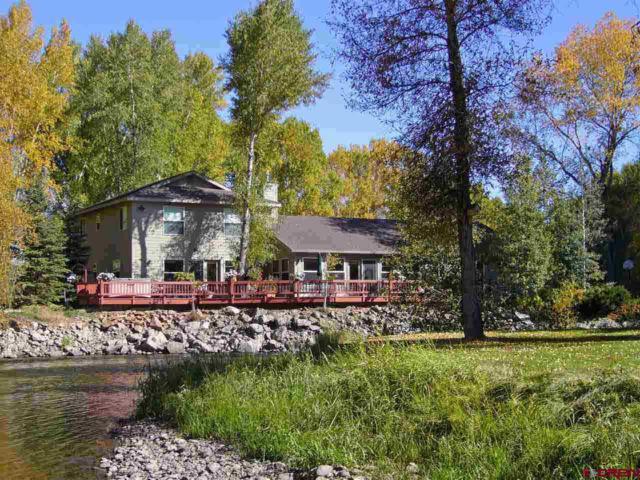 908 Camino Del Rio Road, Gunnison, CO 81230 (MLS #13363) :: Durango Home Sales