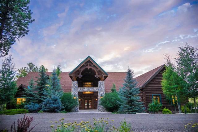4001C Hidden Valley Drive, Pagosa Springs, CO 81147 (MLS #711353) :: Durango Home Sales